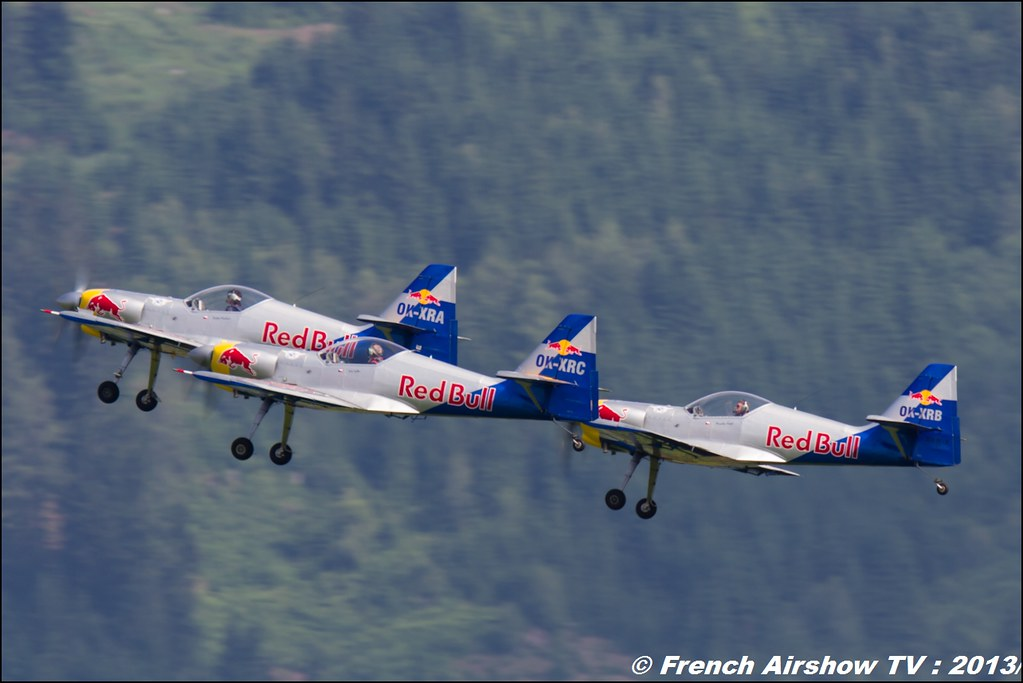 Flying Bulls Aerobatics Team , Zlin-50 LX aircraft, Airpower 2013 , Zeltweg Austria Airshow, Airpower13, Meeting Aerien 2015
