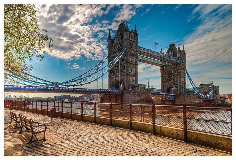le tower bridge le tower bridge tait le plus grand et le flickr. Black Bedroom Furniture Sets. Home Design Ideas