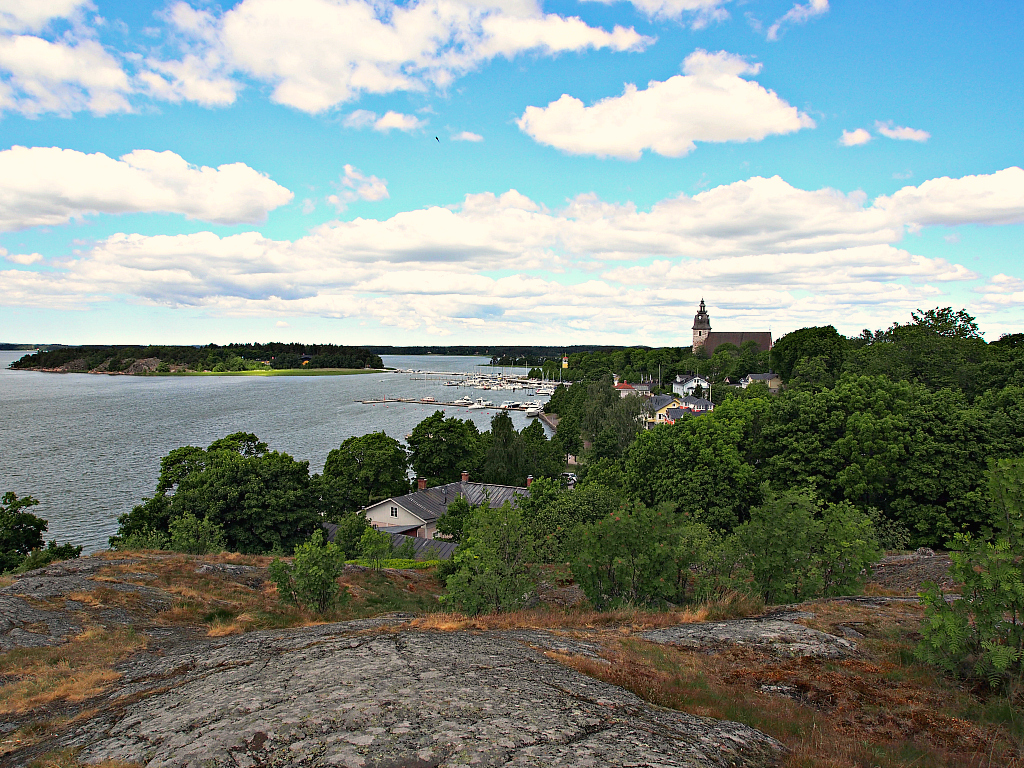 A Walk Through Naantali, The Sunniest Town In Finland! | Live now – dream later travel blog
