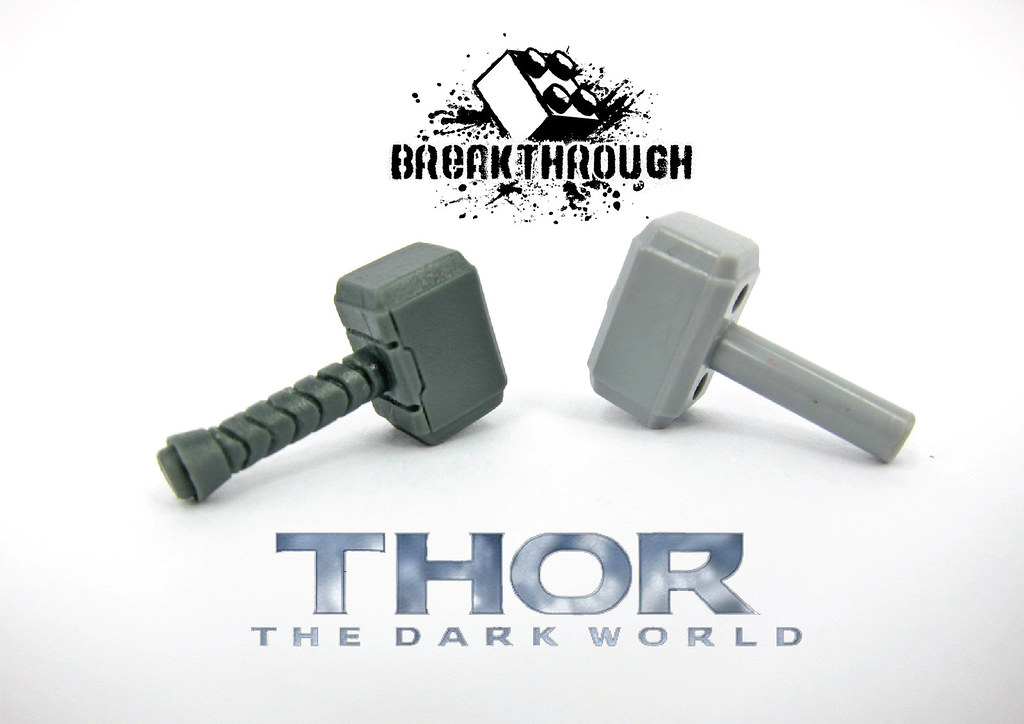 hammer of thor now on bricklink www bricklink com store