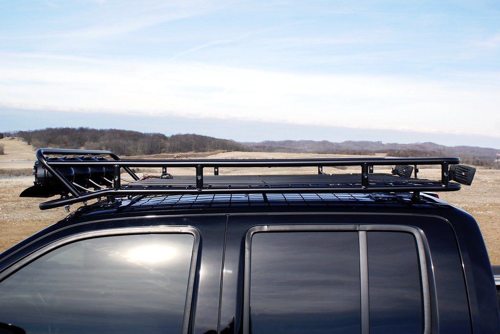 frontier roof rack profile nissan frontier roof rack. Black Bedroom Furniture Sets. Home Design Ideas