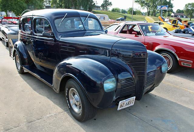 1939 plymouth p7 roadking 4 door touring sedan 1 of 3 for 1939 plymouth sedan 4 door