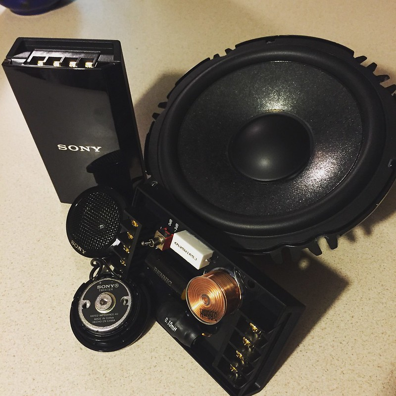 2012 Chevy Sonic (Basic) - Car Audio