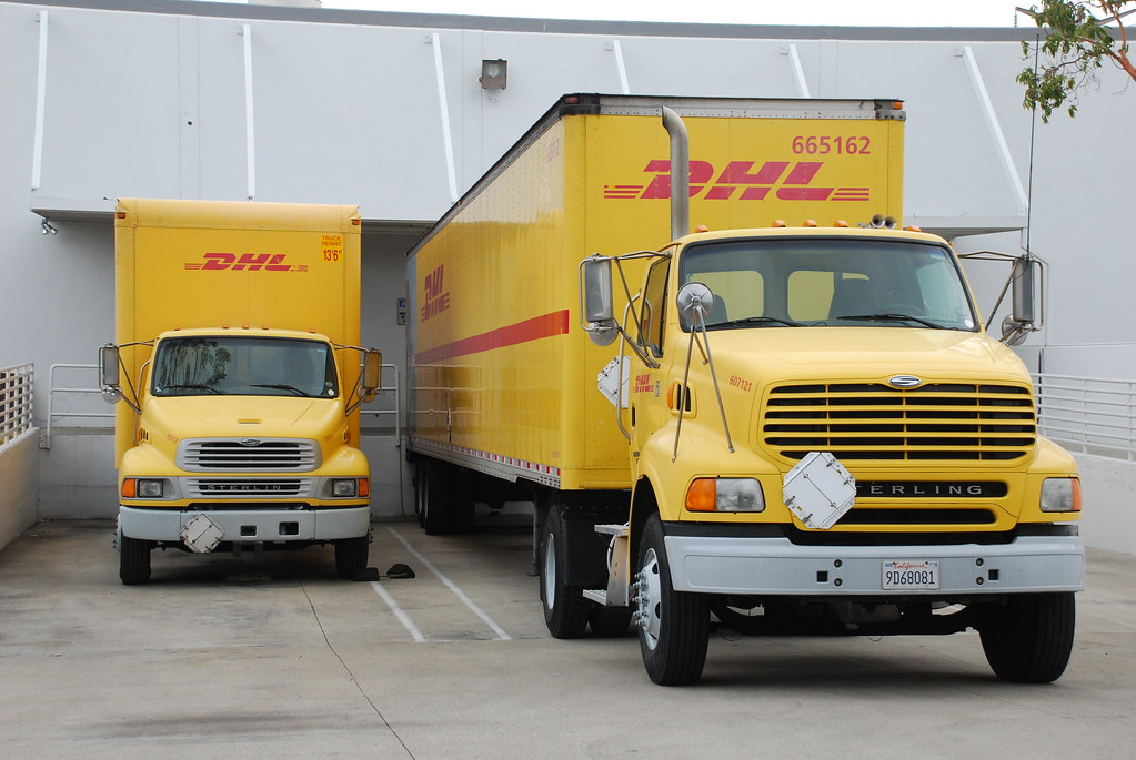 DHL Irvine CA, Hours & Locations