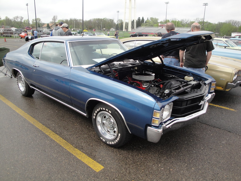 The New Chevelle >> 71 Chevrolet Chevelle Malibu | The weather and gas prices di… | Flickr