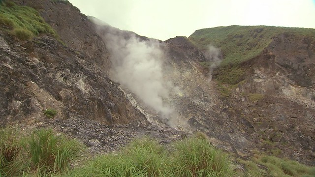 地熱是台灣的珍貴再生能源資源之一。圖片來源:我們的島