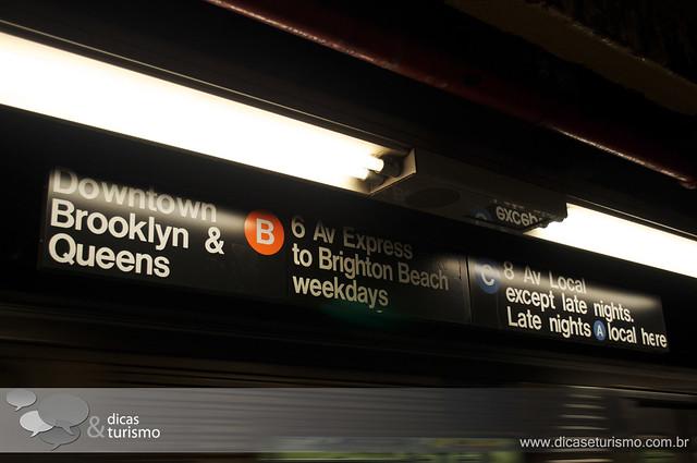 Metro Nova York 2