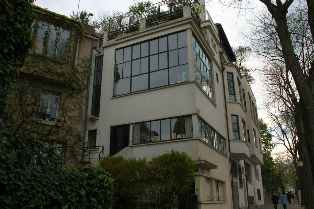 Ozenfant Painter S Studio And House By Le Corbusier In Par