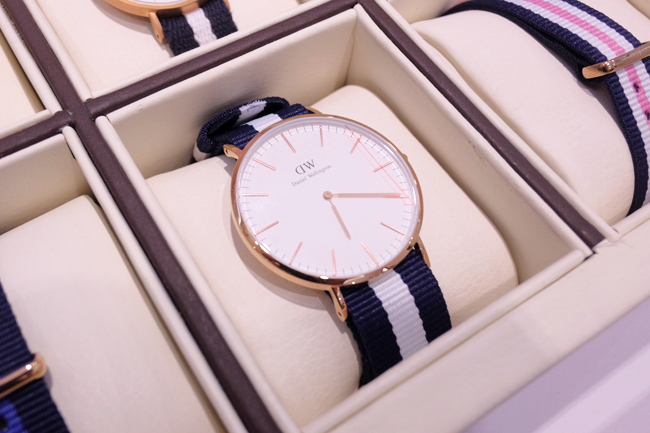 daniel wellington durham dapper