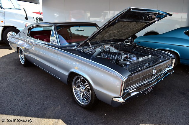 1966 Dodge Charger Cus...