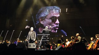 Andrea Bocelli sound check  Barclay Center | by Depraved Librarian