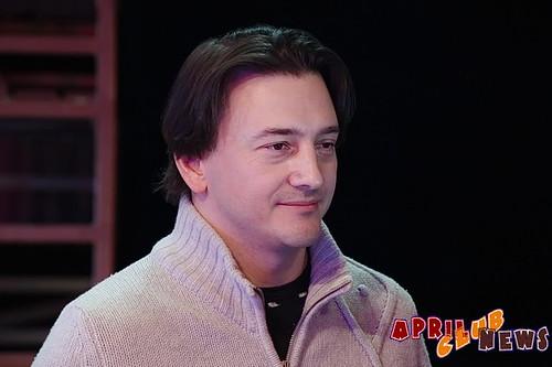 Продюсер мюзикла Дмитрий Калантаров
