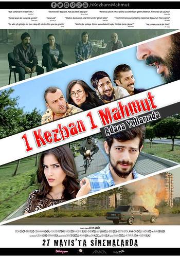 1 Kezban 1 Mahmut: Adana Yollarında (2016)