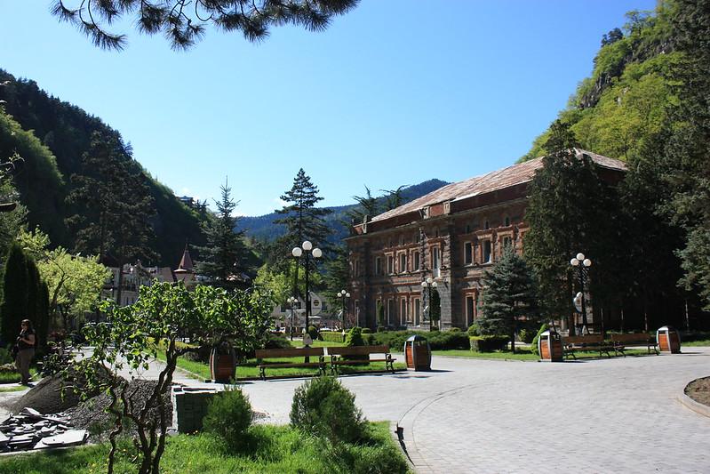 Парк Боржоми