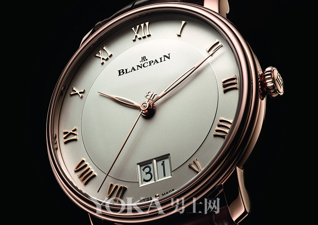 Best in the needle: Blancpain hollow Lancet needle