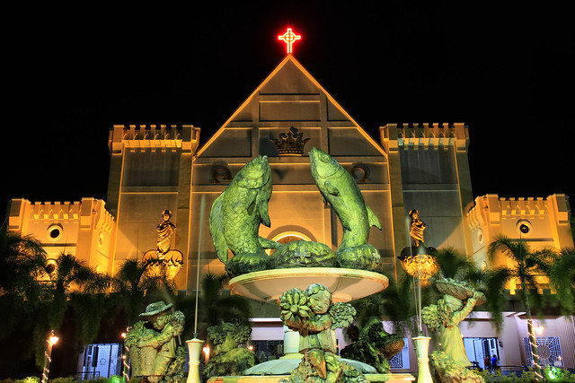 New Christ the King Cathedral of Tagum