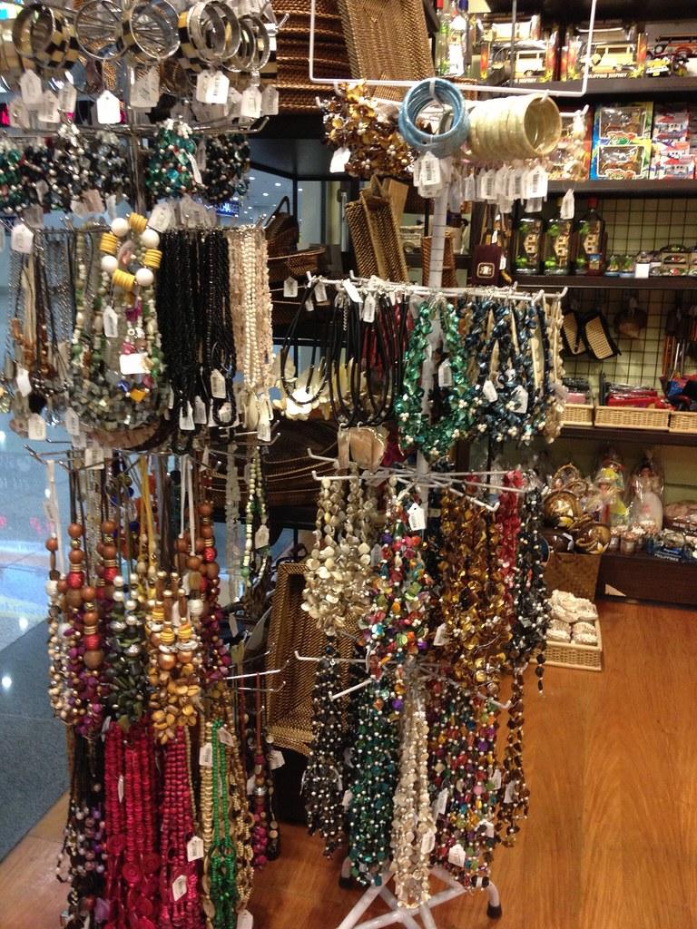 Philippine Souvenirs At Tesoro S Handicrafts Assorted Nat Flickr