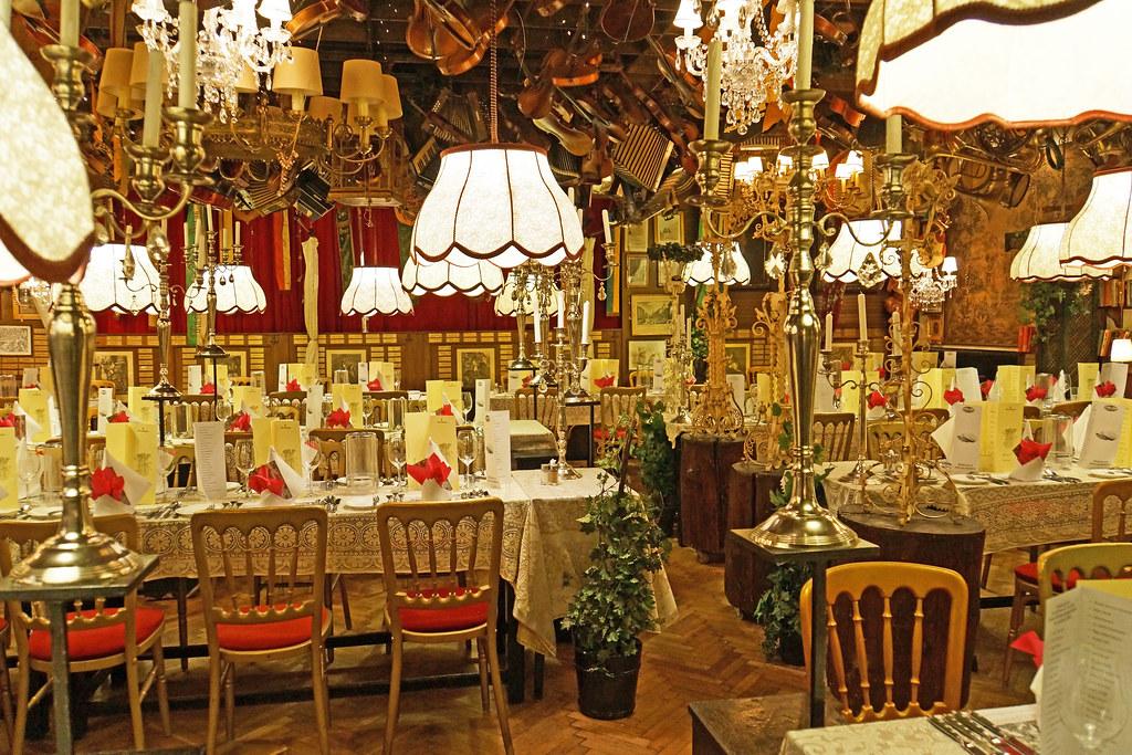 Austria-00325 - Marchfelderhof Restaurant | PLEASE, no ...