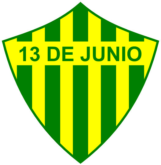 Escudo Club 13 de Junio