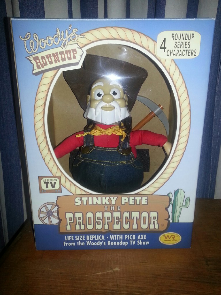 Stinky Pete The Prospector Stinky Pete The Prospector