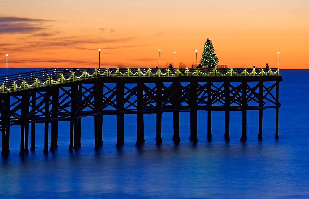 Merry Christmas | Pacific Beach, San Diego, California ...