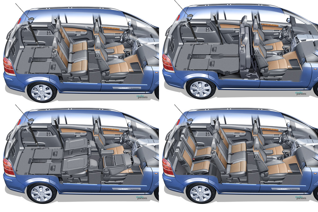 new zafira tourer dimensions vauxhall autos post. Black Bedroom Furniture Sets. Home Design Ideas