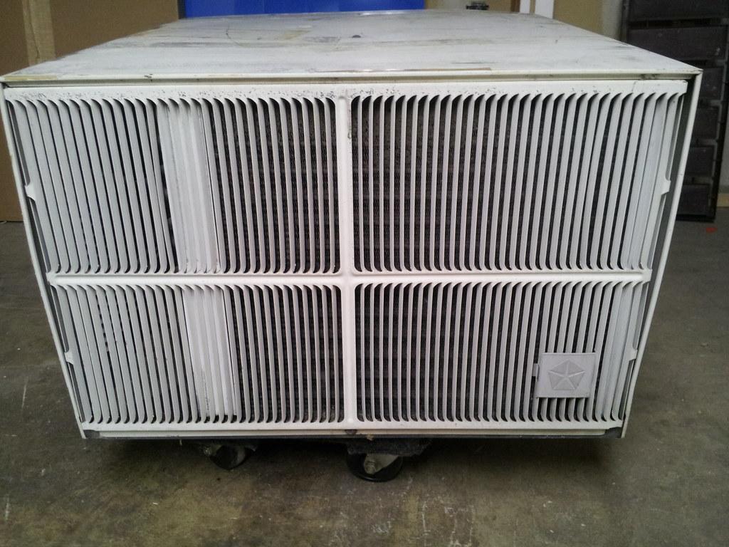 Chrysler Airtemp 11000 Btu Air Conditioner Back Acquired