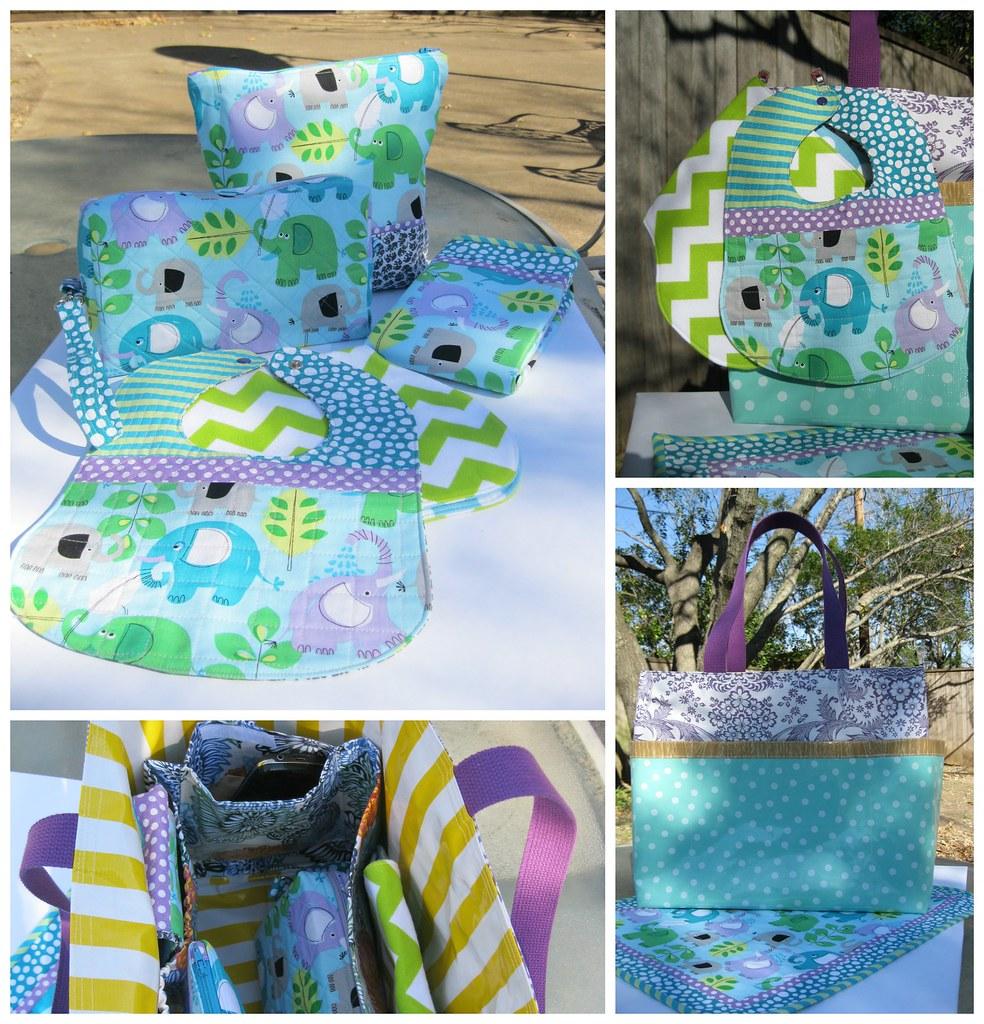 Baby Gift Hk : Hk baby girl gift set custom ordered s flickr