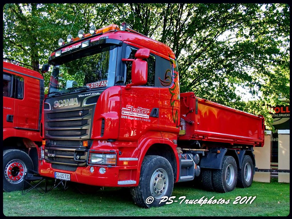 Scania R730 6x4 Steiner D Ps Truckphotos Flickr