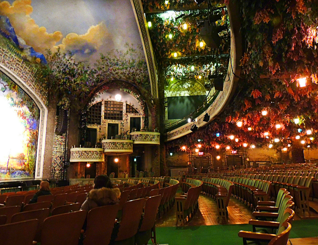 winter garden theatre toronto ontario built 1913