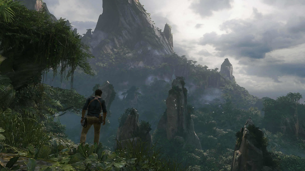The Last of Us 'Left Behind' Influenced Uncharted 4 DLC 1