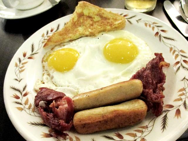 Grand Margherita breakfast 3