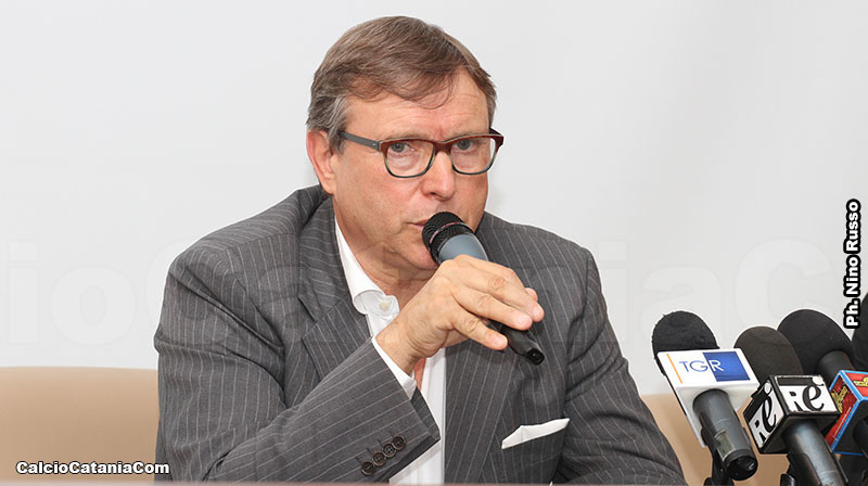 L'ad etneo Pietro Lo Monaco