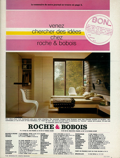 roche bobois mobilier venez chercher des id es che flickr photo sharing. Black Bedroom Furniture Sets. Home Design Ideas