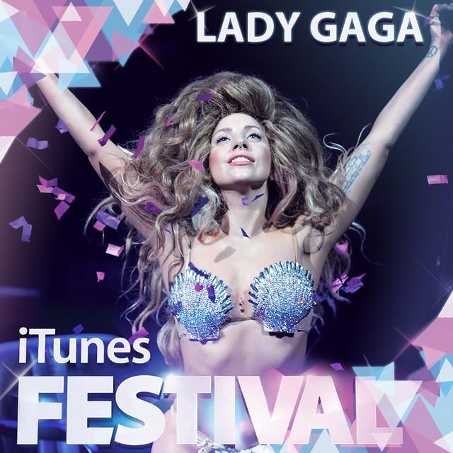 Lady GaGa - ITunes Festival 2013 (Cover)