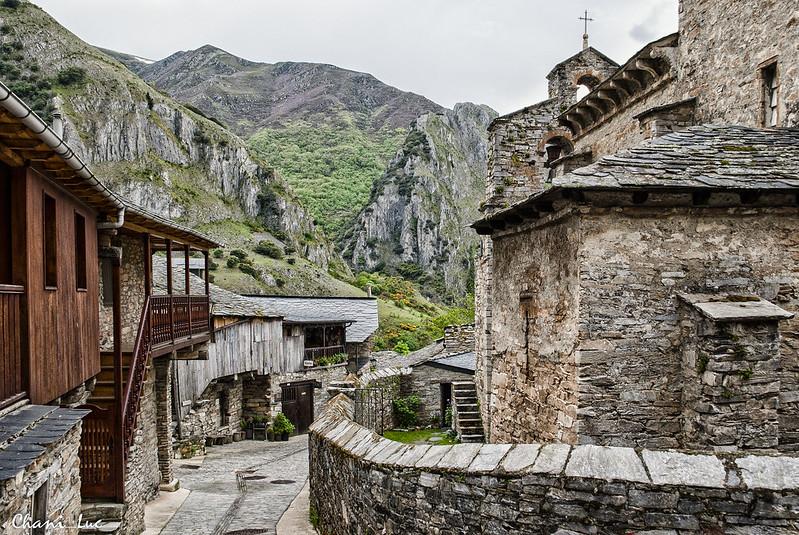 Peñalba de Santiago, Valle del Silencio