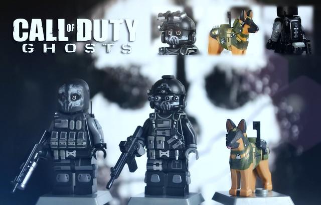 lego call of duty ghosts keegan logan amp riley flickr