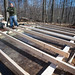 Preparing to Build a Stick Frame Wall