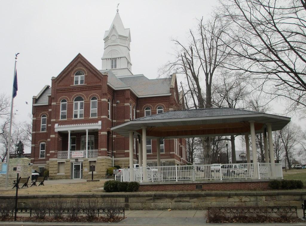 City Hall Tell City Indiana
