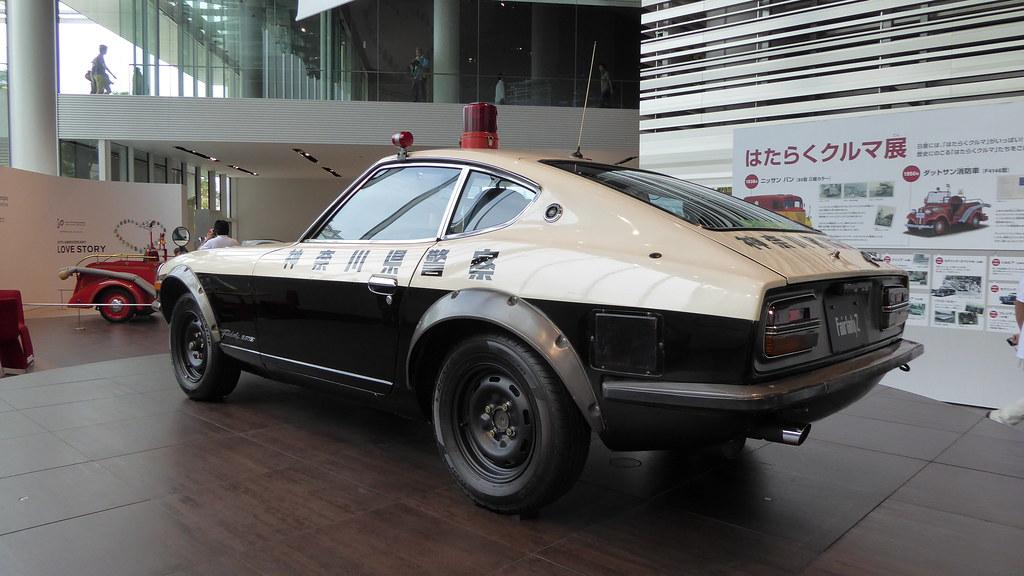 Nissan Fairlady Z Police Car 1976 Japan Www
