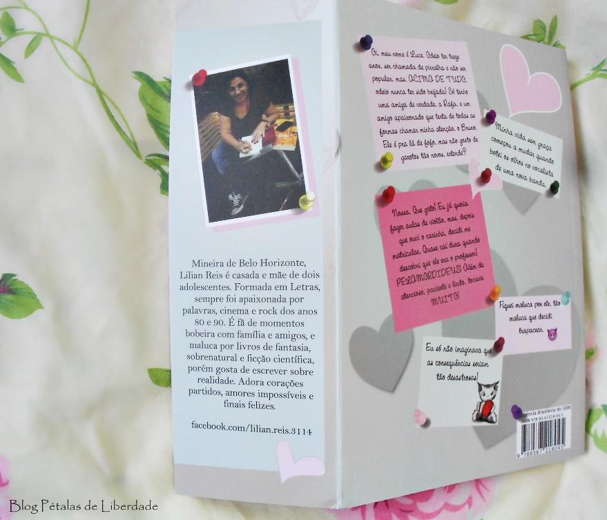 Resenha, livro, A-garota-de-treze, Lilian-Reis, adolescentes, capa, fotos