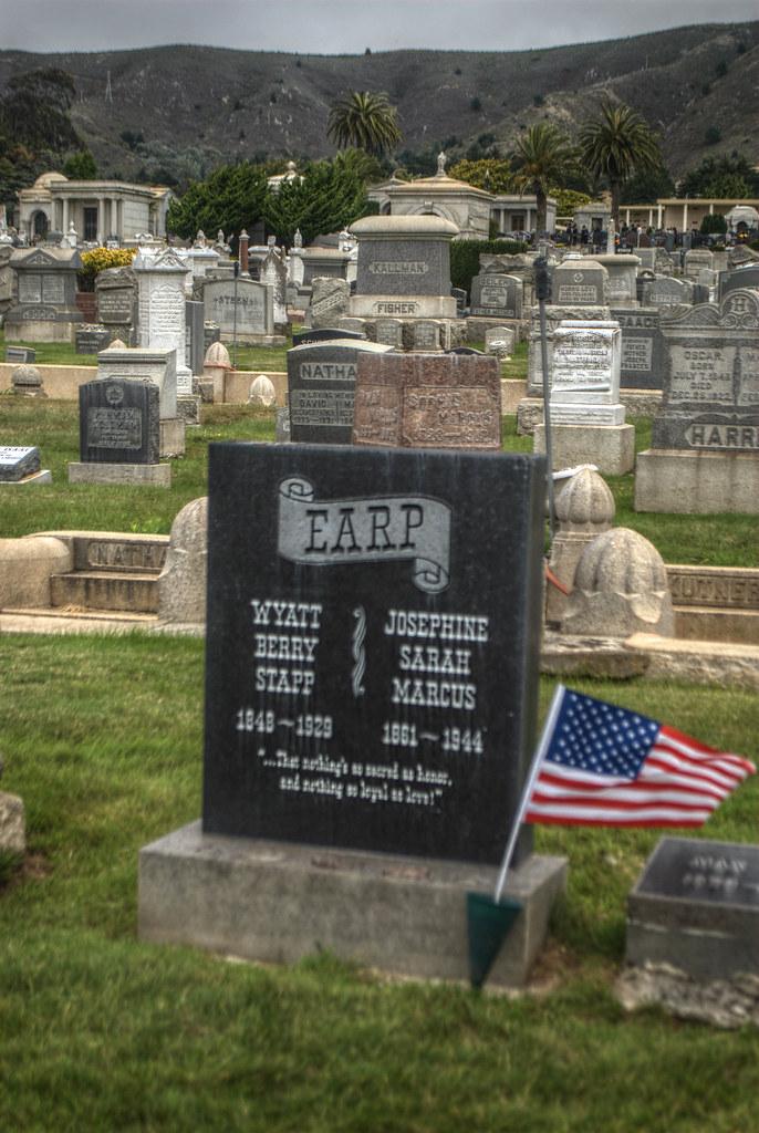 First Time Driver >> Wyatt Earp Grave | Wyatt Earp was defined more than ...
