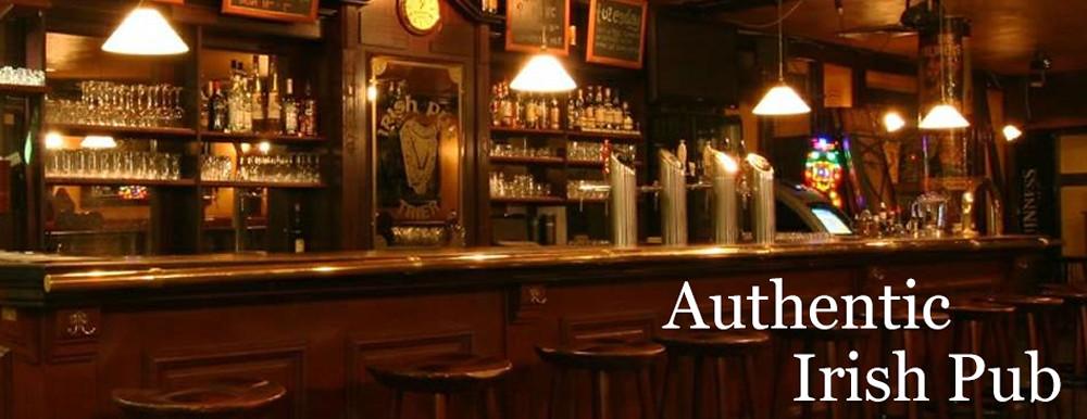 Authentic irish pubs ggd global ggd global is the irish flickr - Irish pub interior design ideas ...