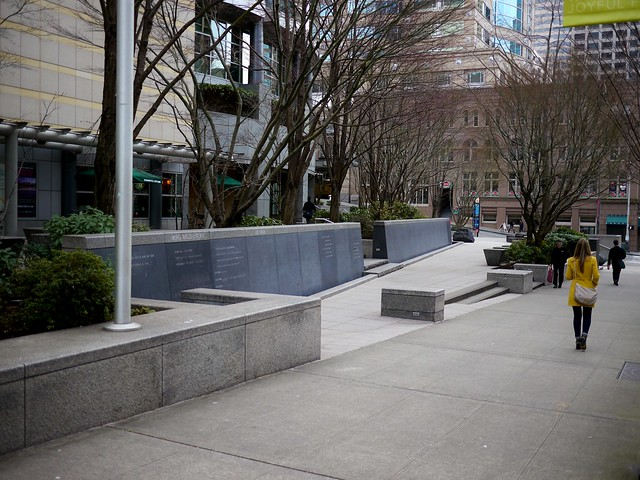 Garden of Remembrance, Seattle