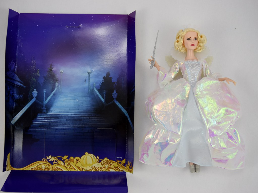 Fairy Godmother 11'' Doll