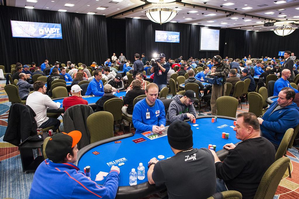 Fallsview Poker Tournament