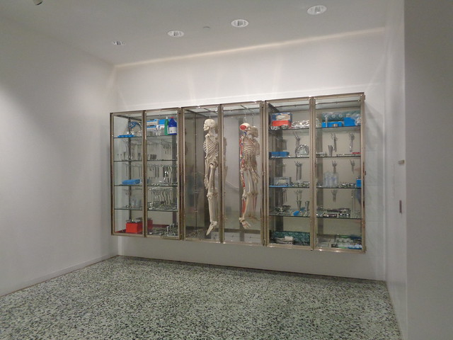 Damien Hirst: End Game. The Museum of Fine Arts, Houston