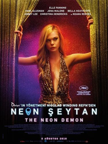 Neon Şeytan - The Neon Demon (2016)