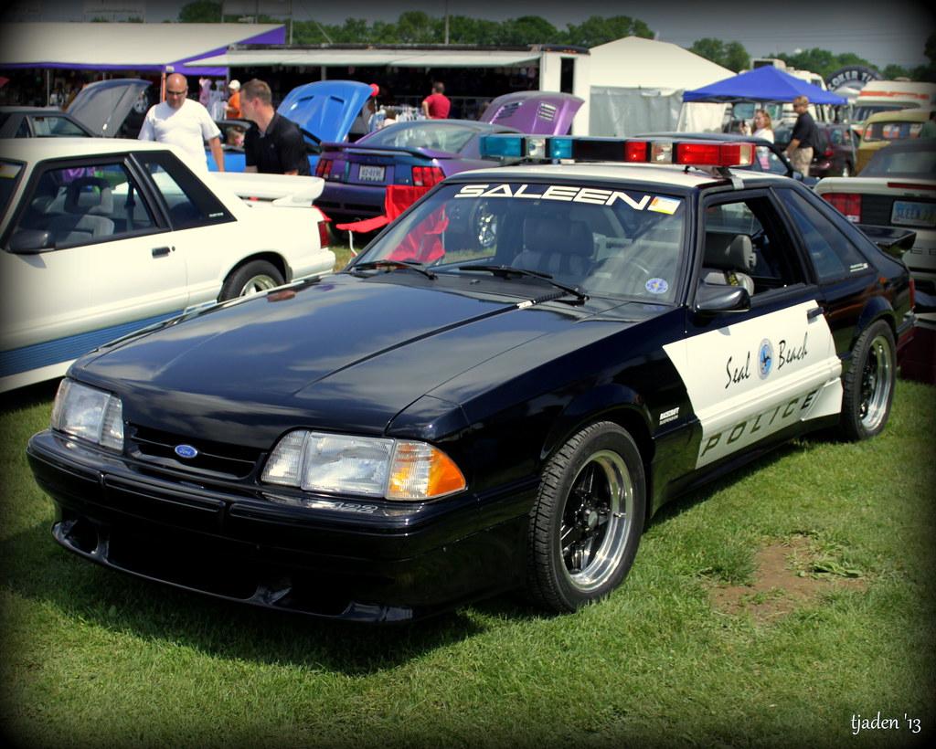 1989 Ford Mustang Saleen S442 Seal Beach California Non