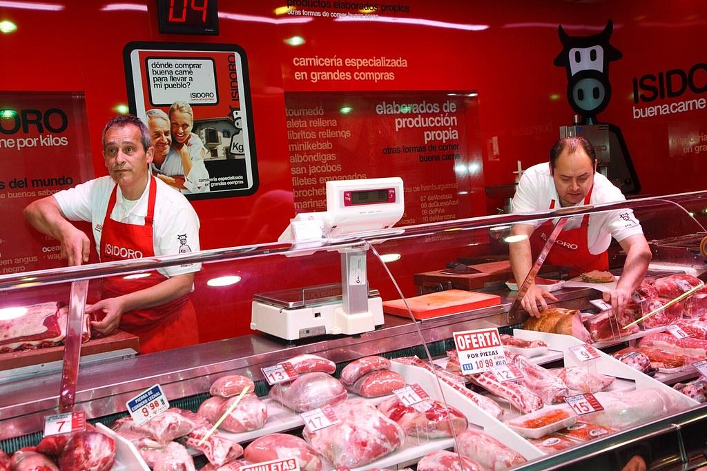 Carnicer a isidoro madrid ventas isidoro carnicer a flickr - Carniceria en madrid ...